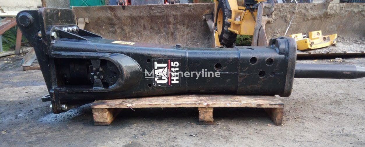 marteau hydraulique CATERPILLAR H115