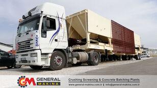autre matériel TP GENERAL MAKİNA Mobile Mechanical Stabilization Plant