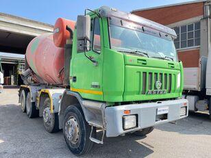 camion malaxeur Cifa ry1300 sur châssis ASTRA HD7