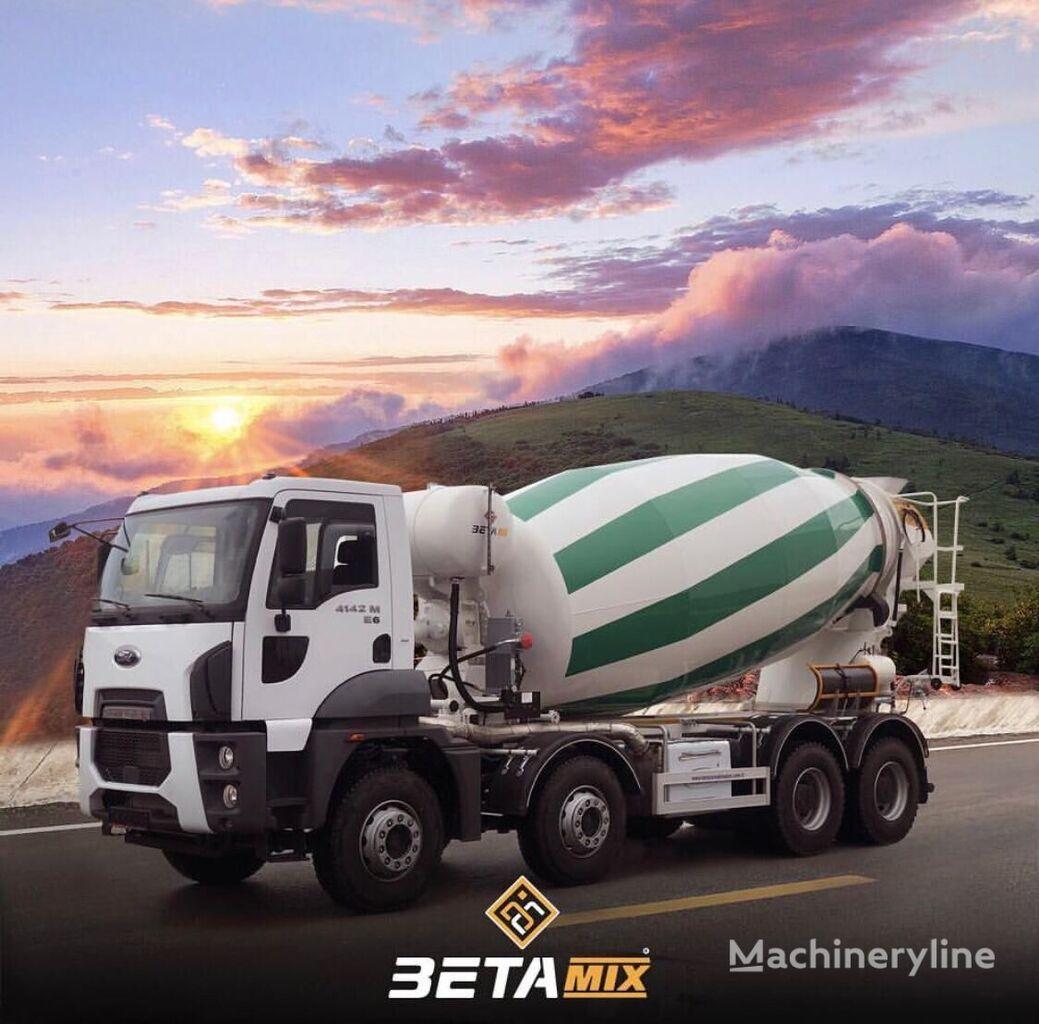 camion malaxeur BETAMIX neuf