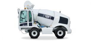 camion malaxeur FIORI DBX25 neuf