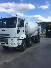 camion malaxeur IMER-L&T 2012 MODEL 12 M3 MİXER 41.36  sur châssis FORD 2012 & 2014 4 PİECE 41.36 FORD CARGO MİXER EURO 5 12 M3 READY