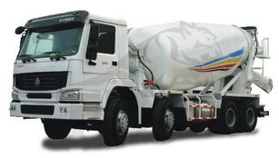 camion malaxeur HOWO
