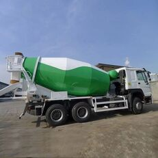 camion malaxeur HOWO Used 6*4 Concrete Mixer Truck