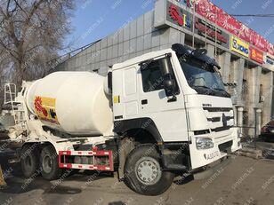 camion malaxeur HOWO   ZZ5327GJBN3847E