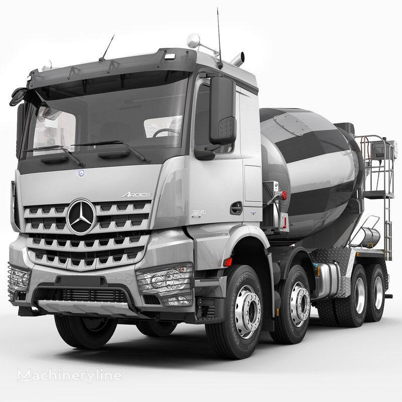 camion malaxeur MERCEDES-BENZ Arocs 3240 neuf