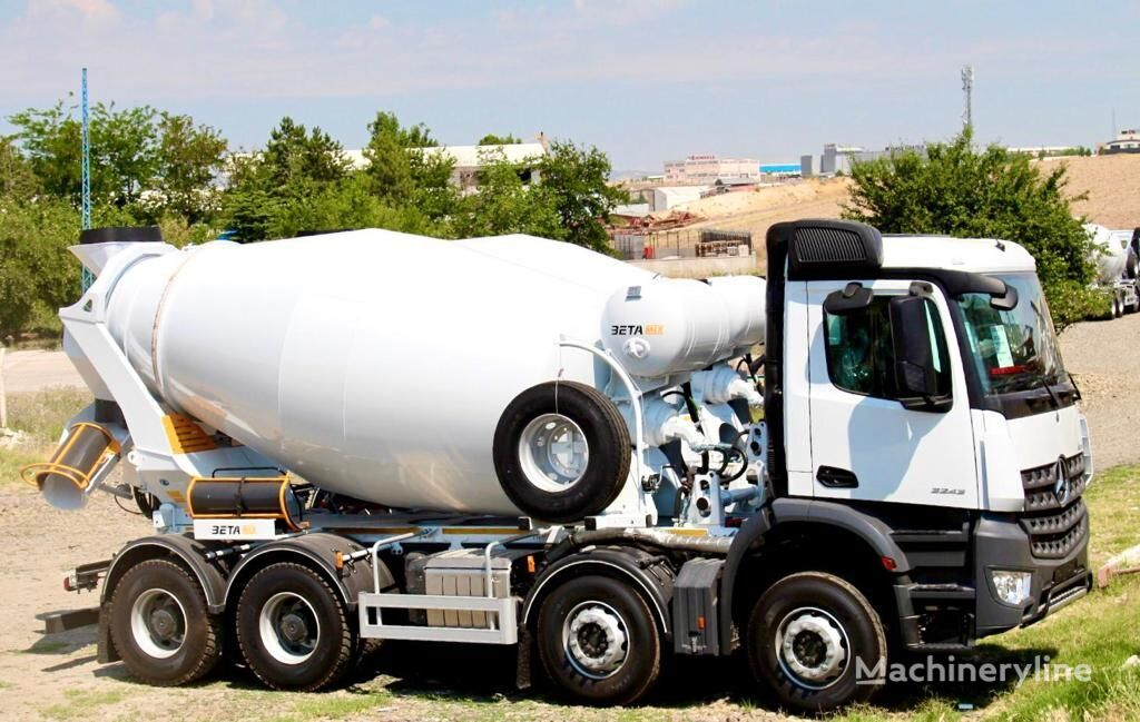 camion malaxeur MERCEDES-BENZ Arocs 4142 neuf