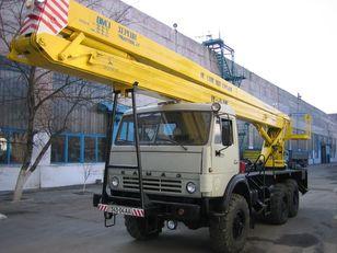 camion nacelle KAMAZ neuf