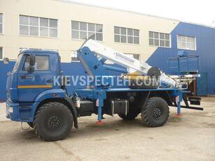 camion nacelle KAMAZ 43502 ВІПО-24 neuf