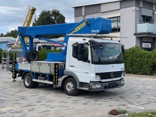 camion nacelle MERCEDES-BENZ Palfinger Bison TK 28