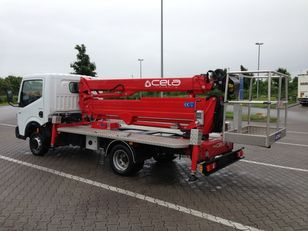 camion nacelle NISSAN CELA DT24