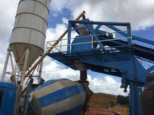 centrale à béton CONMACH MobKing-60 Concrete Mobile Batching Plant - 50 m3/h neuve