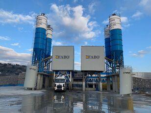 centrale à béton FABO POWERMIX-200 NOUVELLE SYSTEME D'INSTALLATION DE CENTRALE À BÉTON neuve