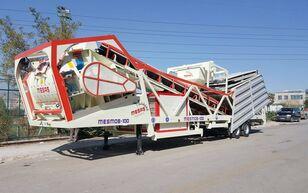 centrale à béton MESAS 100 m3/h MOBILE Concrete Batchıng Plant neuve