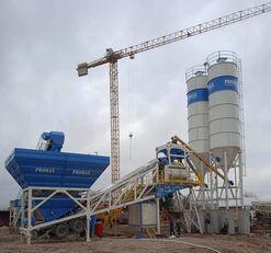 centrale à béton PROMAX Mobile Concrete Batching Plant M120-TWN (120m3/h) neuve