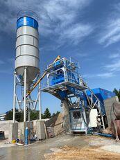 centrale à béton Plusmix 60m³/Hour MOBILE Concrete Plant - BETONNYY ZAVOD neuve