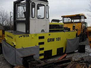 compacteur à pneus STAVOSTROJ GRW 101