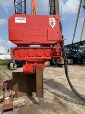 engin de battage PVE 2313 vibro with PVE 250 power unit