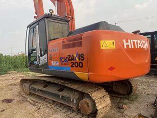 excavatrice amphibie HITACHI USED  JAPAN  MADE  HITACHI  ZAXI200  CRAWLER  EXCAVATOR