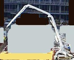flèche de distribution de béton BETONSTAR BSD 18 3R