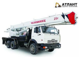 grue mobile KAMAZ Челябинец 25 тонн neuve