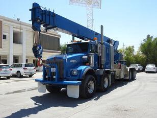 grue mobile KENWORTH * T800 * Picker Truck With 30t Crane *