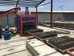 machine de fabrication de parpaing CONMACH BlockKing-36MS Concrete Block Making Machine -12.000 units/shift neuve