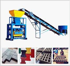 machine de fabrication de parpaing ITK CHINA 10000 neuve