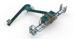 machine de fabrication de parpaing ZENG Z-PBM 820 neuve