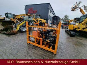 machine de marquage routier HOFMANN Hagg / Mackierungsmaschine