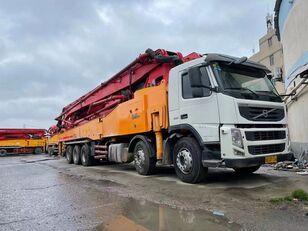 pompe à béton Sany SY5510THB sur châssis VOLVO SANY 62m on  VOLVO--10*4 Truck