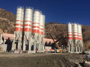 silo à ciment SEMIX Zementsilos neuf