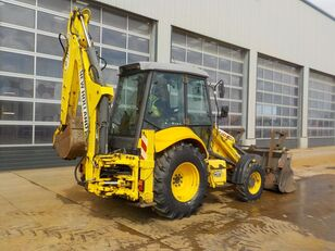 tractopelle NEW HOLLAND LB 110 B