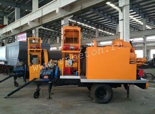 usine d'asphalte GiTech CP 5 neuve