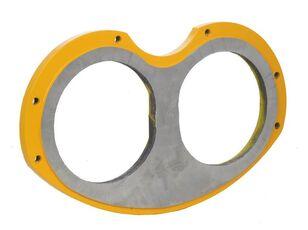plaque d'usure PUTZMEISTER Ergonik (Spectacle Wear Plate) (519314) pour pompe à béton neuve