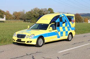 ambulance MERCEDES-BENZ E280 hochlang BINZ