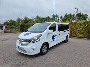 ambulance OPEL VIVARO L2H1 - 140 CV - 163 000 KM - 2017 - LES DAUPHINS