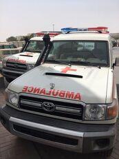 ambulance TOYOTA Land Cruiser petrol Hardtop neuve