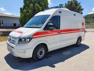 ambulance VOLKSWAGEN CRAFTER AMBULANCE neuve