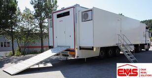 ambulance ÇUHADAR TREYLER MOBİL CLİNİC HOSPİTAL READY ON STOCK neuve