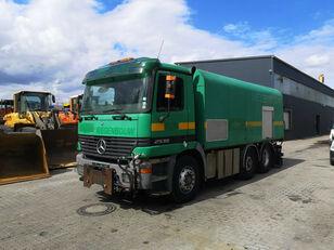 autres véhicules communaux MERCEDES-BENZ Actros 2535 6x2 Aszfalt permetező